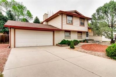 4170 S Nonchalant Circle, Colorado Springs, CO 80917 - MLS#: 7600054