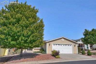 4054 Gray Fox Heights, Colorado Springs, CO 80922 - MLS#: 7601772