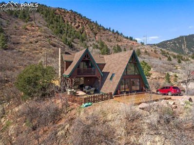 913 Chipeta Road, Manitou Springs, CO 80829 - #: 7601950