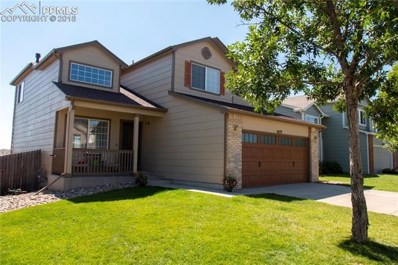 4172 Eminence Drive, Colorado Springs, CO 80922 - MLS#: 7604460