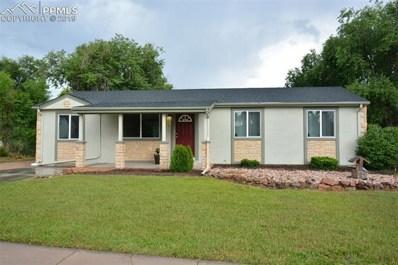 4011 Tennyson Avenue, Colorado Springs, CO 80910 - MLS#: 7605606