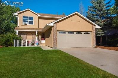 230 Coker Place, Colorado Springs, CO 80911 - MLS#: 7616343