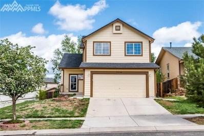 7544 Stormy Way, Colorado Springs, CO 80922 - MLS#: 7626571