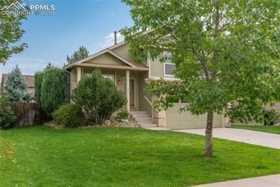 1334 S Canoe Creek Drive, Colorado Springs, CO 80906 - MLS#: 7632566