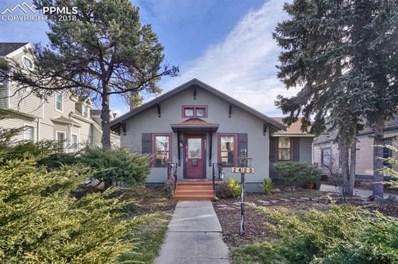 2423 N Nevada Avenue, Colorado Springs, CO 80907 - MLS#: 7649486