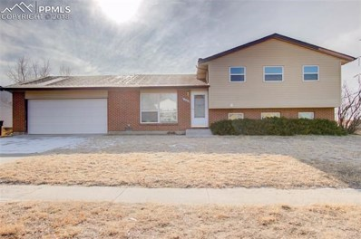 3945 Wylie Lane, Colorado Springs, CO 80916 - MLS#: 7649960