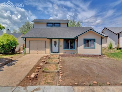 920 Greenbrier Drive, Colorado Springs, CO 80916 - MLS#: 7672036