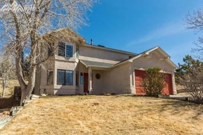 5267 Windgate Court, Colorado Springs, CO 80917 - MLS#: 7672443