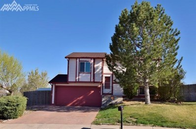 601 Harvest Moon Road, Fountain, CO 80817 - MLS#: 7674748