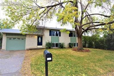 6945 Sullivan Avenue, Colorado Springs, CO 80911 - MLS#: 7679340