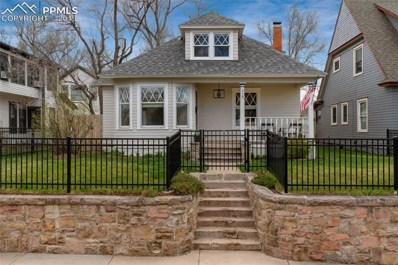 315 N Institute Street, Colorado Springs, CO 80903 - MLS#: 7694103