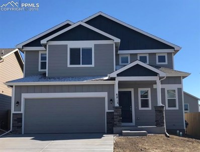 6813 Galpin Drive, Colorado Springs, CO 80925 - MLS#: 7694482