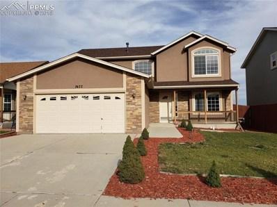 7477 Sun Prairie Drive, Colorado Springs, CO 80925 - MLS#: 7703727