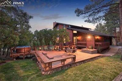 1440 Rock Ridge Court, Colorado Springs, CO 80918 - MLS#: 7712369