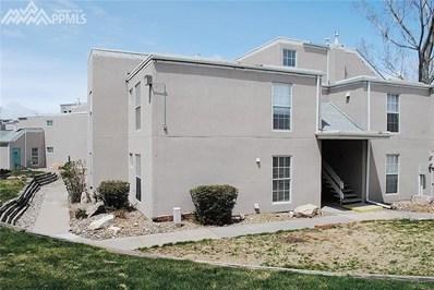 3460 Parkmoor Village Drive UNIT A, Colorado Springs, CO 80917 - MLS#: 7717283