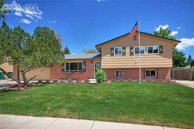 4447 Ranch Circle, Colorado Springs, CO 80918 - MLS#: 7717538