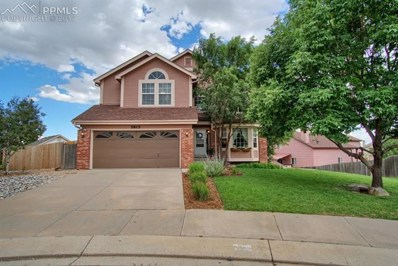 5815 Malden Court, Colorado Springs, CO 80922 - MLS#: 7728445
