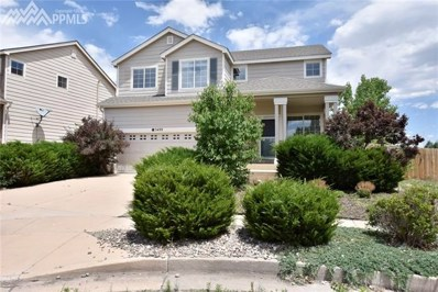 3499 Tail Spin Drive, Colorado Springs, CO 80916 - MLS#: 7738268