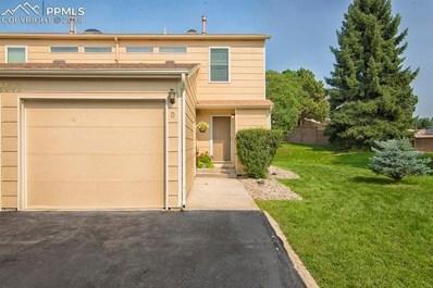2510 Hamlet Lane UNIT D, Colorado Springs, CO 80918 - MLS#: 7742134