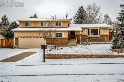 3840 Inspiration Drive, Colorado Springs, CO 80917 - MLS#: 7743705