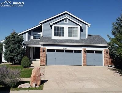 7160 Highcroft Drive, Colorado Springs, CO 80922 - MLS#: 7765175