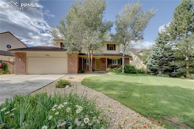2857 Country Club Place, Colorado Springs, CO 80909 - MLS#: 7772639