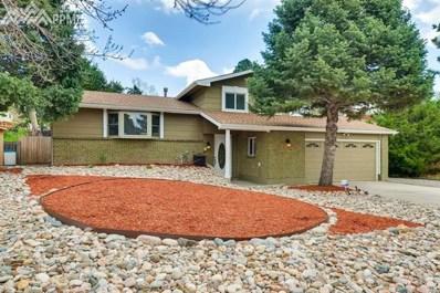 4865 Santiago Way, Colorado Springs, CO 80917 - MLS#: 7780652