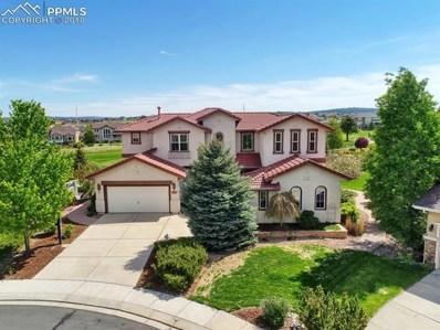 3289 Indian Peak Court, Colorado Springs, CO 80920 - MLS#: 7784803