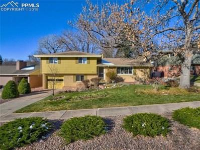 2130 Princeton Way, Colorado Springs, CO 80909 - MLS#: 7787955