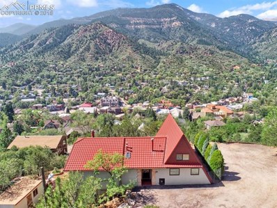 44 Grant Avenue, Manitou Springs, CO 80829 - MLS#: 7790176