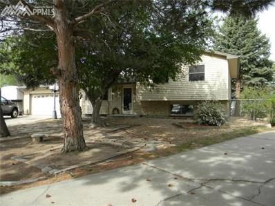 7005 Burroback Court, Colorado Springs, CO 80911 - MLS#: 7805776