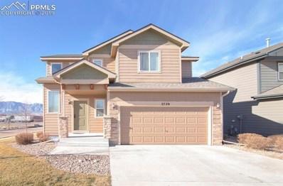 2728 Sierra Springs Drive, Colorado Springs, CO 80916 - MLS#: 7807845