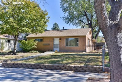 2325 Robin Drive, Colorado Springs, CO 80909 - MLS#: 7811615