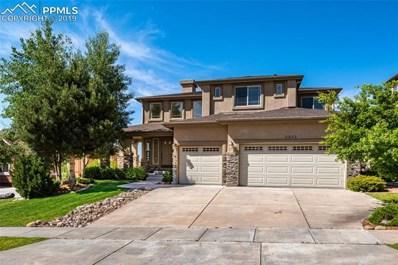 2333 Cinnabar Road, Colorado Springs, CO 80921 - MLS#: 7815702