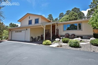 15020 Sun Hills Drive, Colorado Springs, CO 80921 - MLS#: 7820072