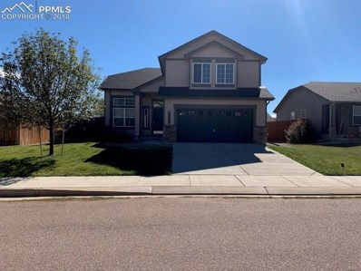 7205 Josh Byers Way, Fountain, CO 80817 - MLS#: 7823214