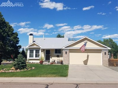 1825 Cora Lane, Colorado Springs, CO 80915 - MLS#: 7825570