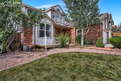 4420 Sagamore Drive, Colorado Springs, CO 80920 - MLS#: 7829390