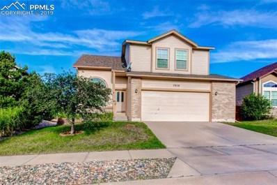 7058 Grand Prairie Drive, Colorado Springs, CO 80923 - #: 7831639