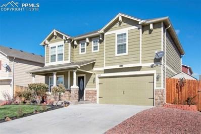 9568 Copper Canyon Lane, Colorado Springs, CO 80925 - MLS#: 7831681