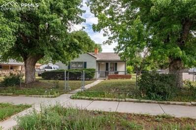 2548 E Willamette Avenue, Colorado Springs, CO 80909 - MLS#: 7839616