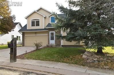 960 Royal Crown Lane, Colorado Springs, CO 80906 - MLS#: 7843344