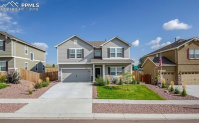 7142 Thorn Brush Way, Colorado Springs, CO 80923 - MLS#: 7848788