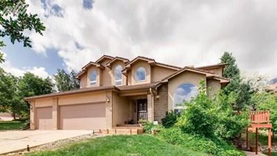 4140 Regency Drive, Colorado Springs, CO 80906 - MLS#: 7861421