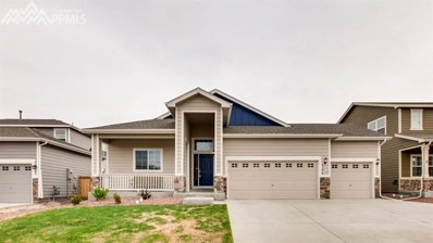 8396 Hardwood Circle, Colorado Springs, CO 80908 - MLS#: 7864553