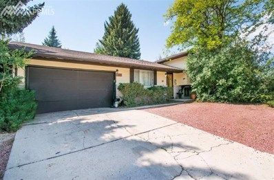 5203 Palmer Park Boulevard, Colorado Springs, CO 80915 - MLS#: 7868271