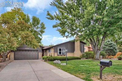 2230 Brookwood Drive, Colorado Springs, CO 80918 - MLS#: 7878321