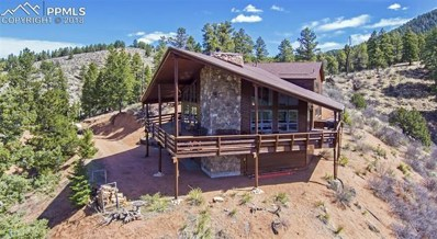 270 Spruce Road, Woodland Park, CO 80863 - MLS#: 7887891