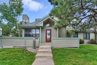 7860 Brandy Circle, Colorado Springs, CO 80920 - MLS#: 7891254