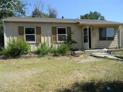 3008 Garland Terrace, Colorado Springs, CO 80910 - MLS#: 7894246